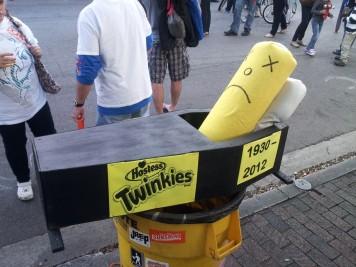 dead twinkie marketing