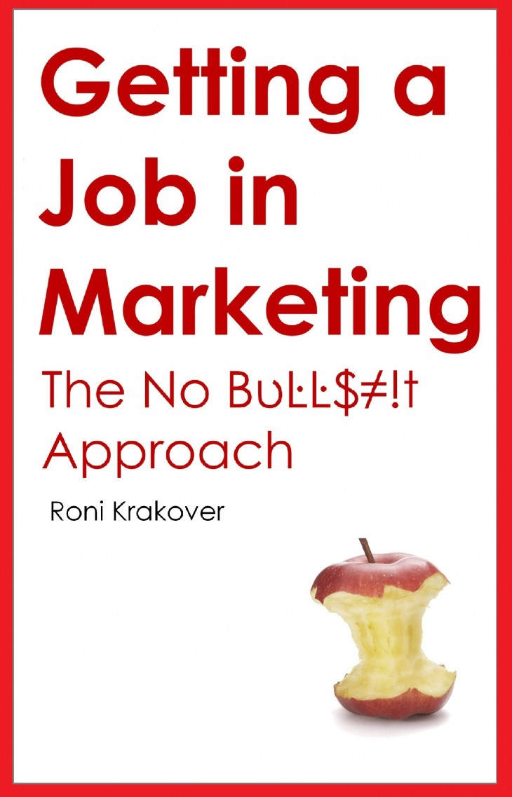 Getting a Job in Marketing
