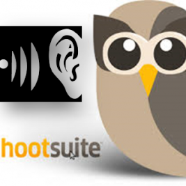 Social listening and social media listening using hootsuite